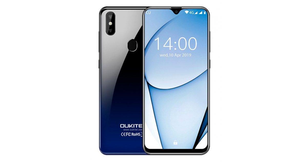 Oukitel C15 Pro Blue КУПИТЬ смартфон в Украине: обзор ...