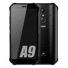 AGM A9 Black 3/32 Гб + JBL наушники