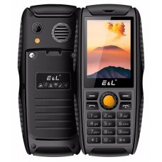 E&L S200 Black