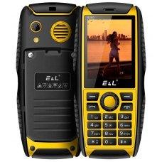 E&L S200 Yellow