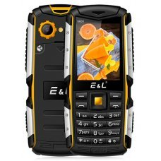 E&L S600 Yellow