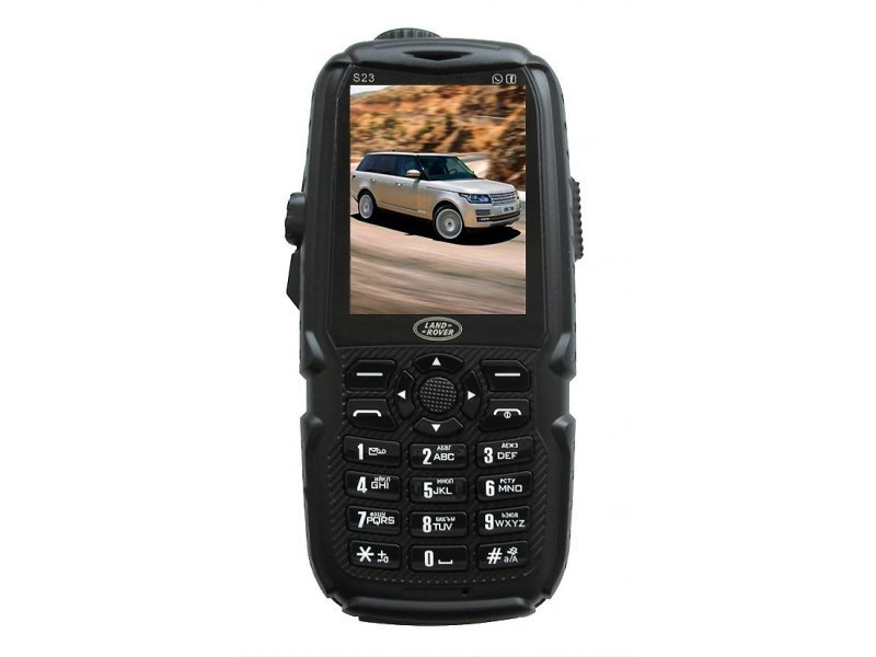 eeac5fbdea8c ЗАЩИЩЕННЫЙ телефон Land Rover S23 Black, Противоударный, Ленд Ровер С2