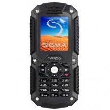 Мобильный телефон Sigma X-treme IT67 black