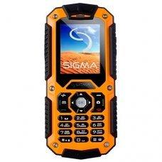 Мобильный телефон Sigma X-treme IT67 Orange