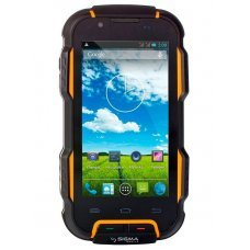 Sigma mobile X-treme PQ23 Orange